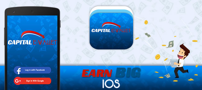 Capital eWallet – Money Maker iOS App