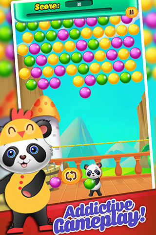 panda-bubble-shooter