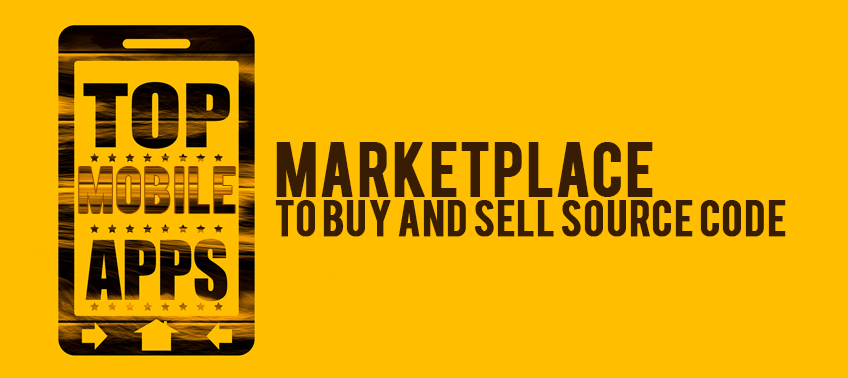 Top Mobile Apps Marketplace To Buy And Sell Source Code