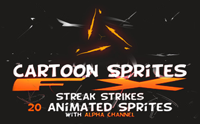 cartoon-sprits