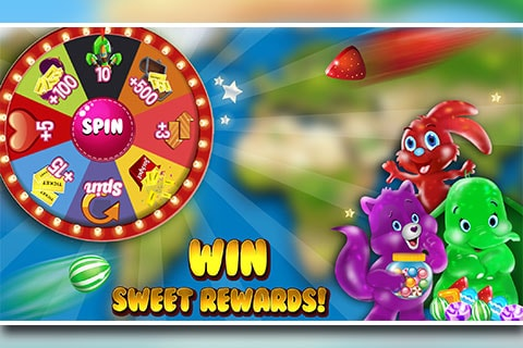 Gummy Pop - Best Match 3 Game Engine Source Code - Reskin