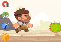 Desert-Run-Game
