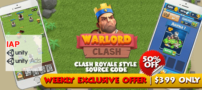 warlordclash-royale-style