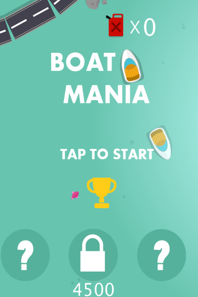 Boat-Mania-game