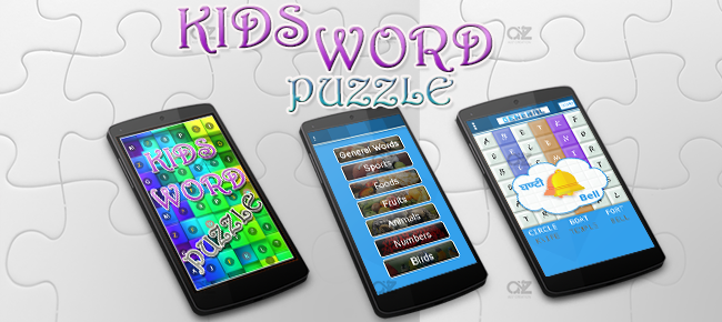 Kids-word-puzzle