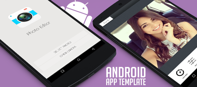 Photo Editor For Android With Admob App Source Code - Reskin