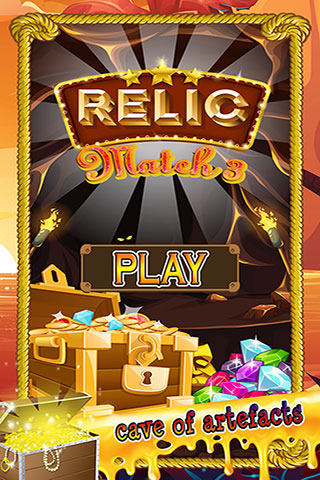 Relic-Match-3-game