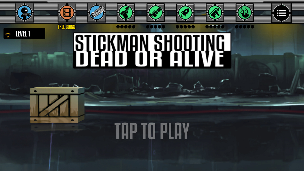 Stickman-Shooting