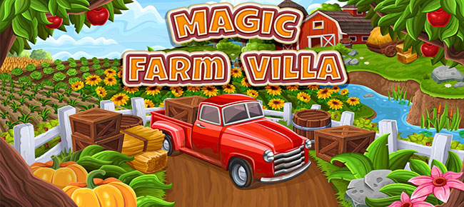 Magic farm villa