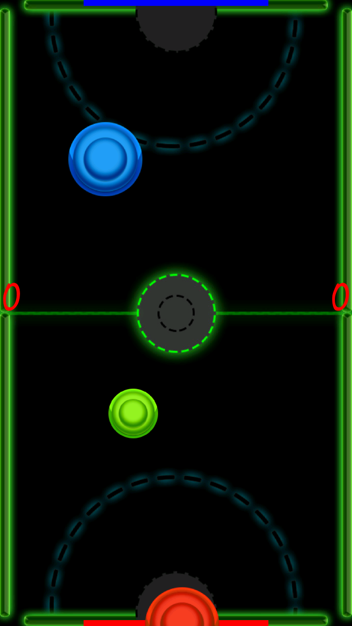 Air-Hockey-App