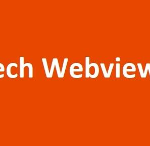 Tech-Webview-App