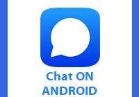 chat-on-android-app