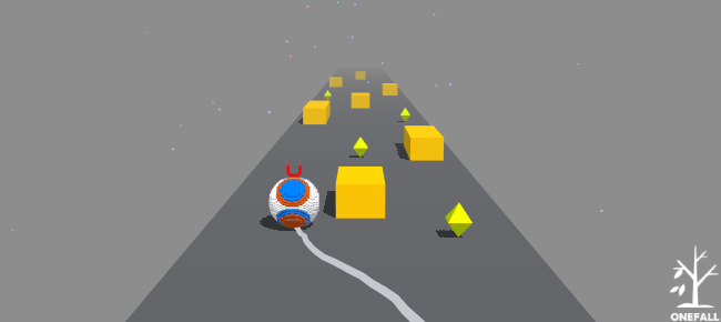 Speedy-Ball-Unity-Game