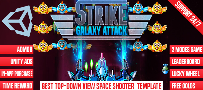 Strike-Galaxy-Attack