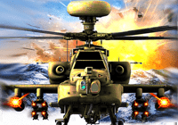 Gunship-Helicopter-battle