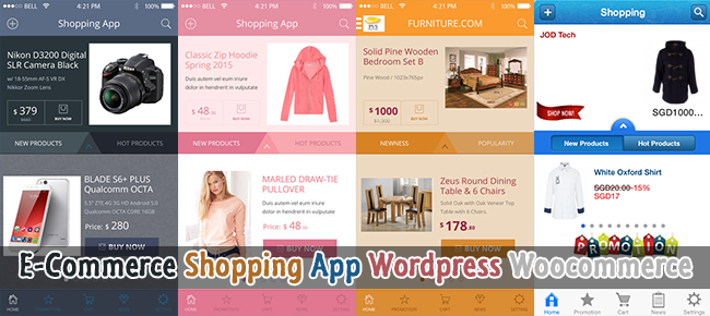 Ecommerce-Shopping-App