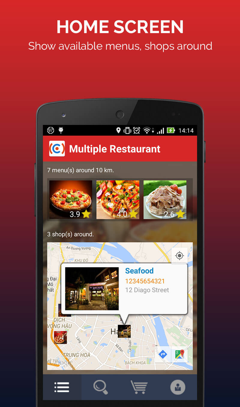 Multiple-Social-Restaurants