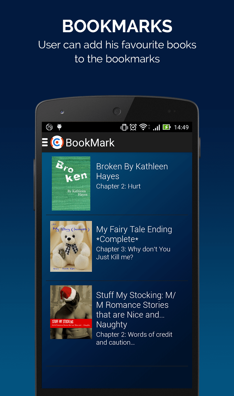 eBook-Library-App