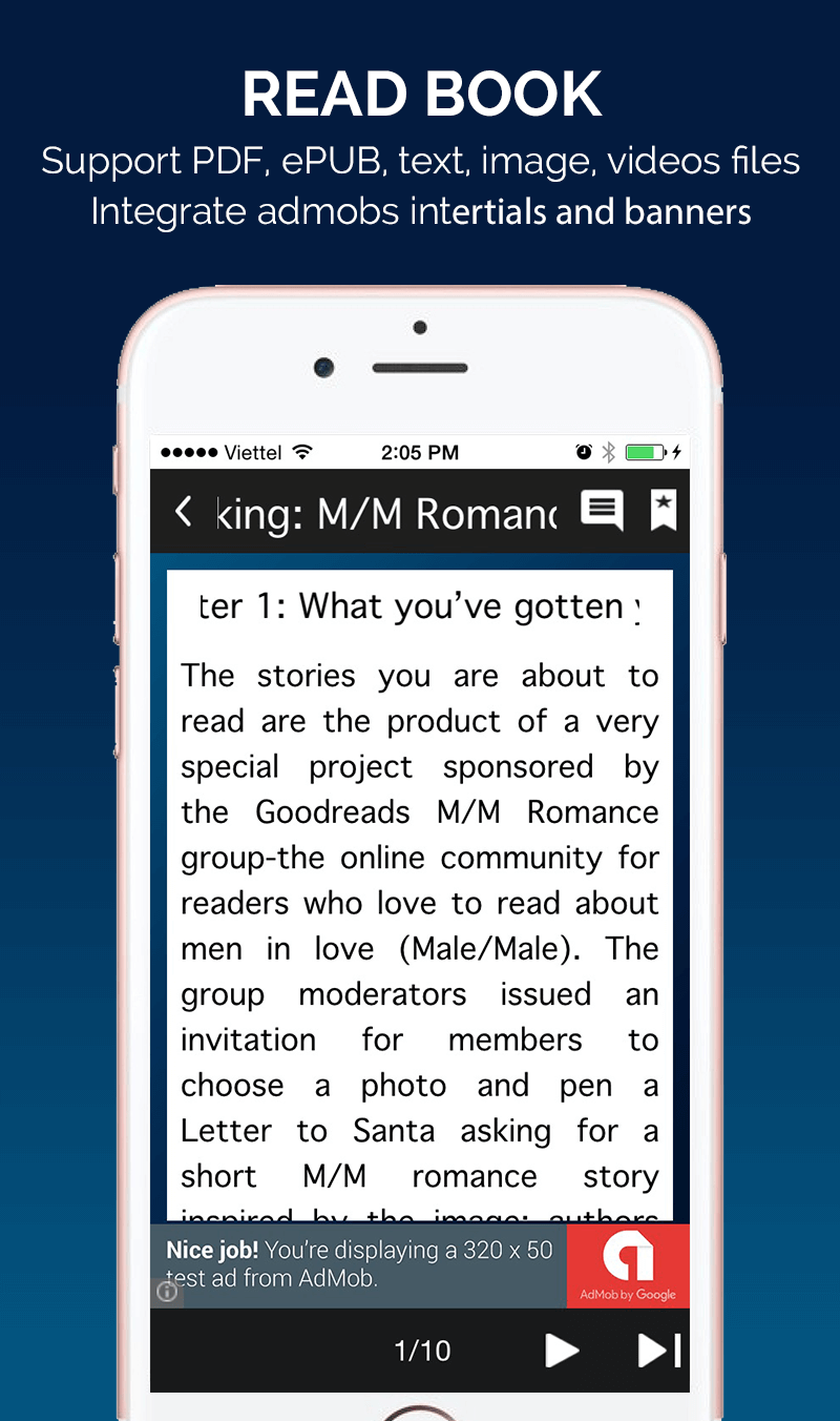 eBook-Library-iOS-App