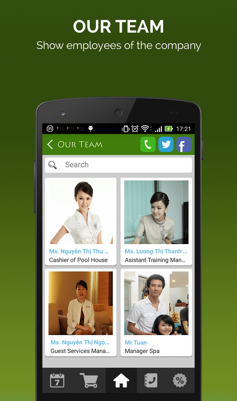Business-Android-App