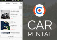 Car-Rental-Android-App