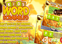 Kids-Word-Scrambled-Games