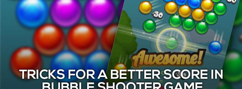 Tricks-bubble-shooter-game